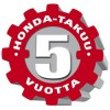 Honda 5-vuoden takuu!